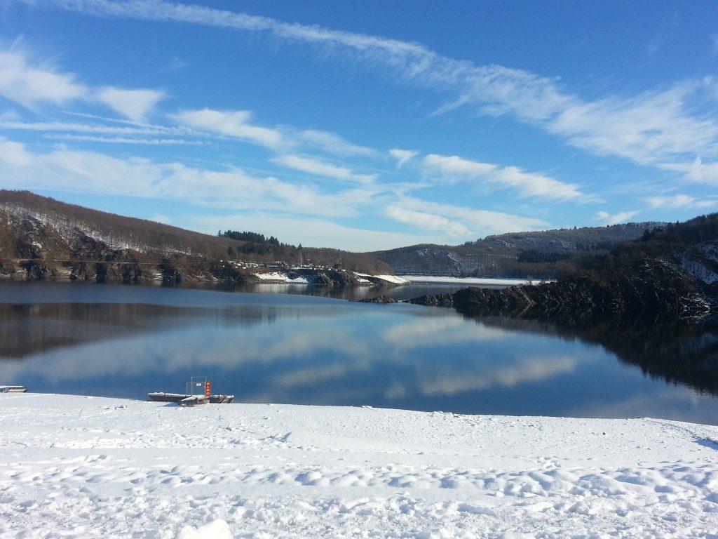Eifellandschaft - unsere Highlands im Winter