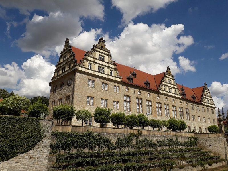 Schloss der Musikakademie Weikersheim